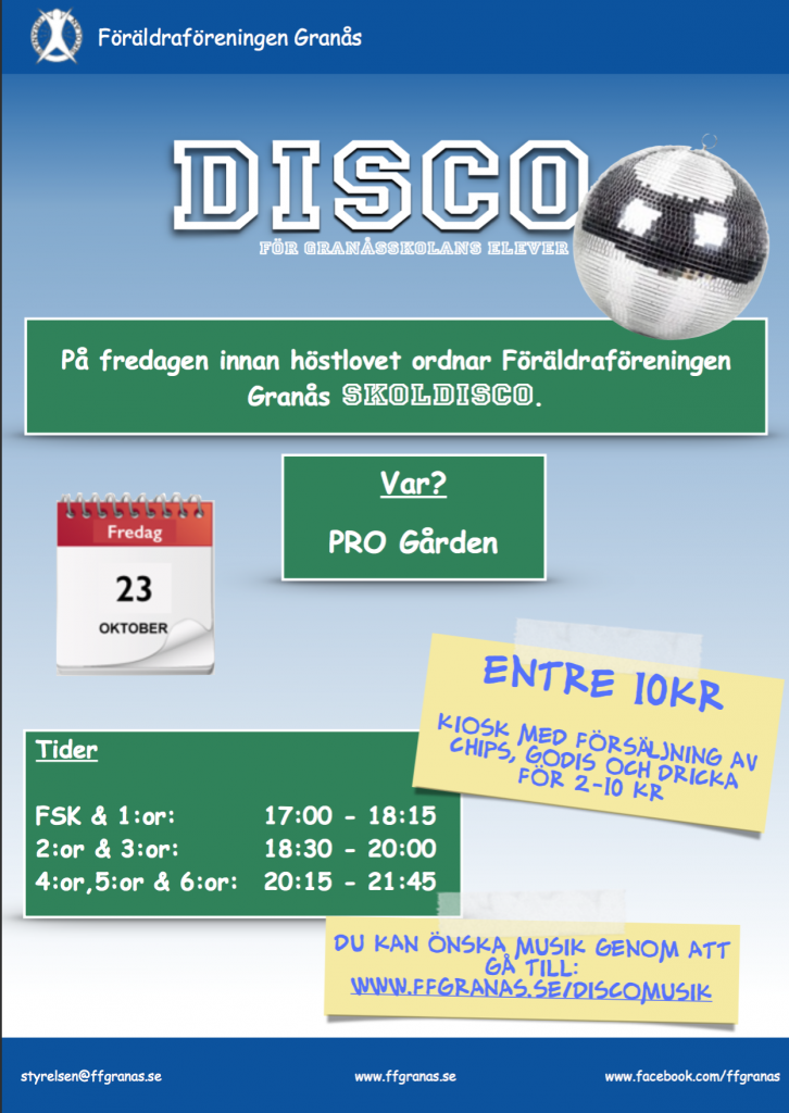 Disco 2015